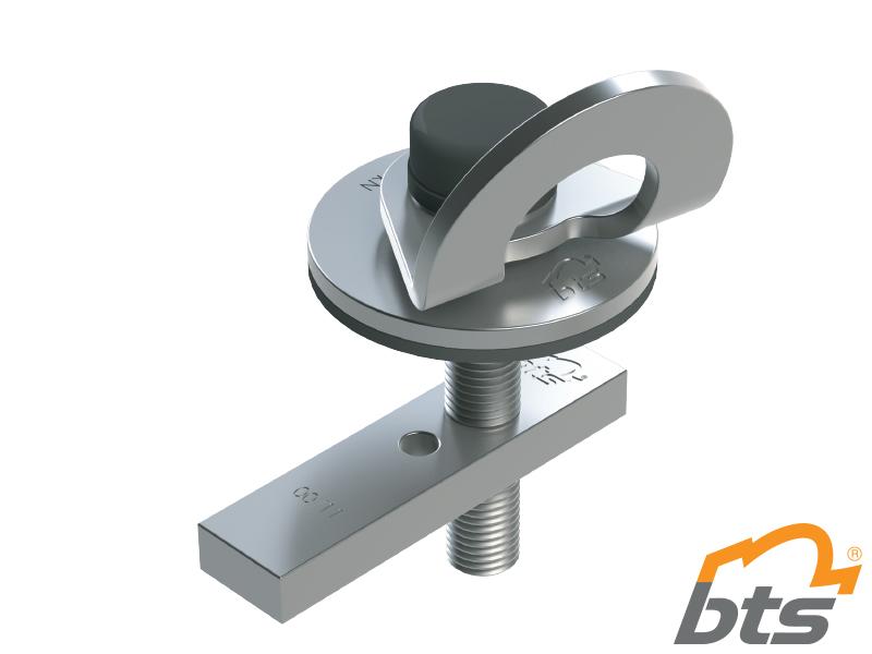 Round Base Anchor Bolt