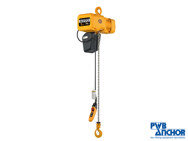ER2 Series Electric Chain Hoists