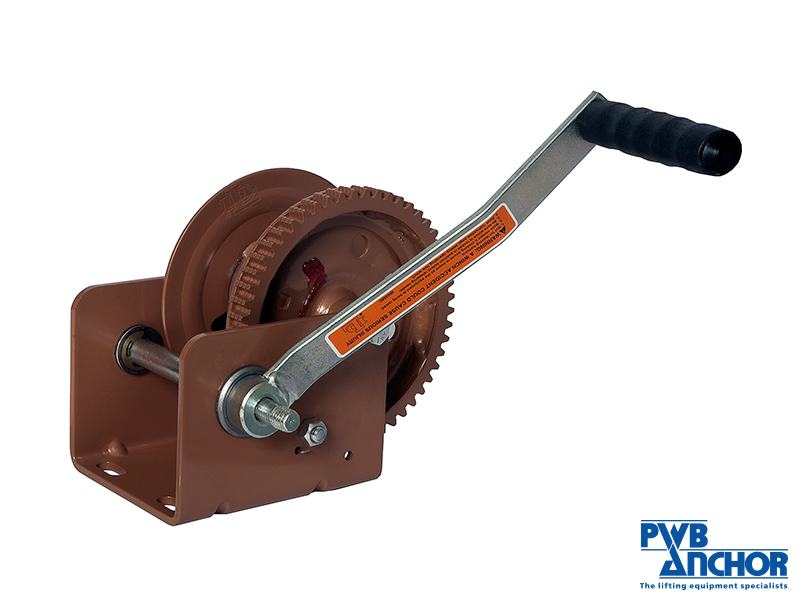DLB Series Load-Brake Winches