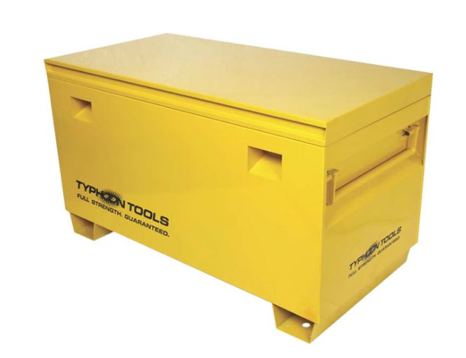 48 Large Yellow Site Box