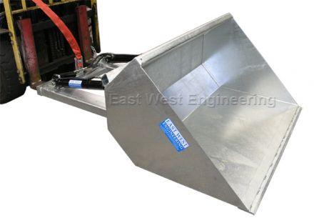 DBHS2 Dirt Buckets – Hydraulic