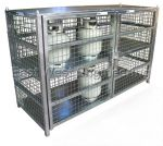 SGB Gas Cylinder Cage