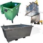 Waste and Storage Bins