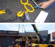 Lifting Equipment Inspection and Testing
