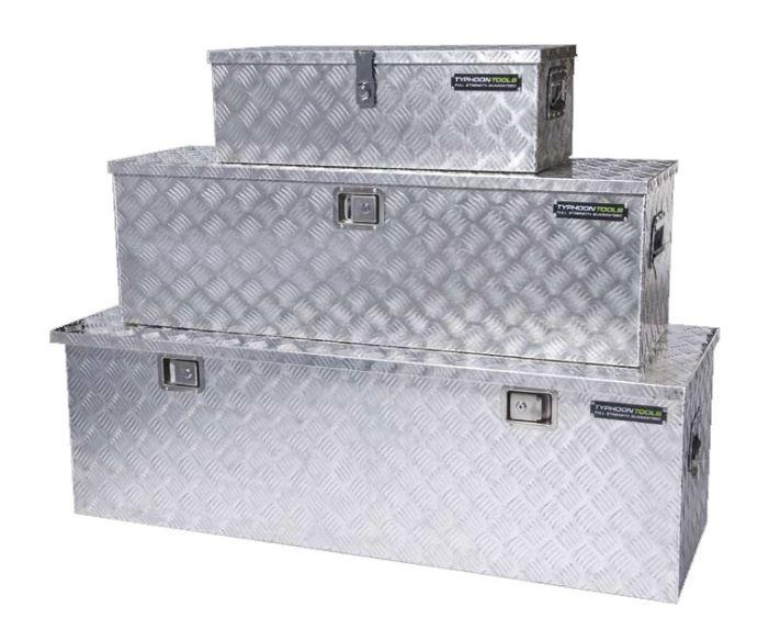 Aluminium Truck Boxes