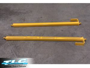 2tne Pallet Lifting Bars (pair) | Lifting Equipment | Forklift Equipment | The Lifting Company