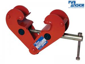 Girder Clamps (PWB) | Lifting Equipment | Forklift Equipment | The Lifting Company