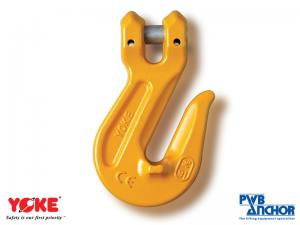 Grab Hook (Pinlok - Self-Locking) | Lifting Equipment | Forklift Equipment | The Lifting Company
