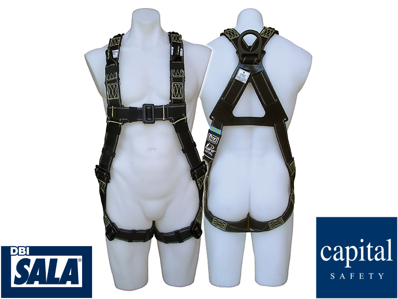 Nomex®/Kevlar® Hot Works Harness
