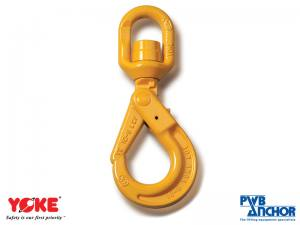 Swivel Latchlok Hook | Lifting Equipment | Forklift Equipment | The Lifting Company