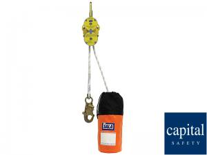 Rollgliss® R520 Rescue & Escape Device | Lifting Equipment | Forklift Equipment | The Lifting Company