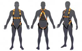 H201 LINQ Tactician Riggers Harness with Trauma Straps