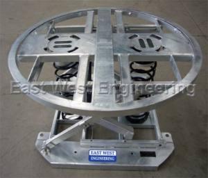 BTL200 Lift/Rotate Pallet Table | Lifting Equipment | Forklift Equipment | The Lifting Company