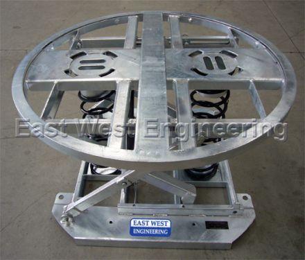 BTL200 Lift/Rotate Pallet Table