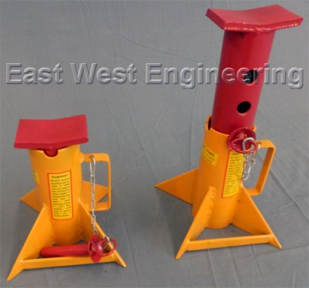 EFS7 Forklift / Truck Support Stands (Pair)