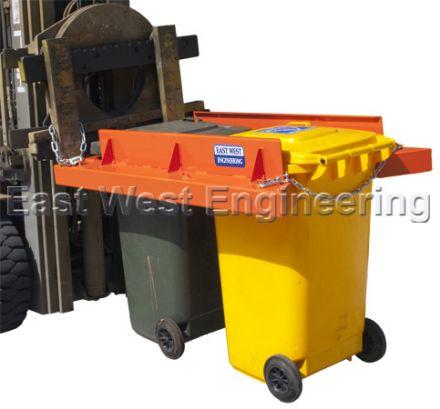 FWB24 Wheelie Bin Lifter/Tipper