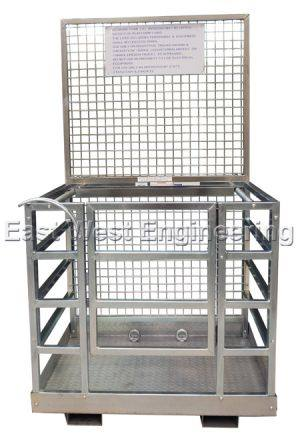 FWP25 Work Platform Flatpacked | Lifting Equipment | Forklift Equipment | The Lifting Company