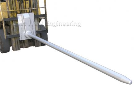 RPC Carriage Mounted Roll Prong