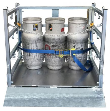 SGC80 Gas Cylinder Stillage Cage