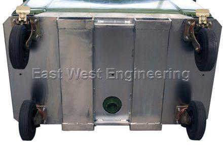W660RB Wheelie Bin Rotator Base